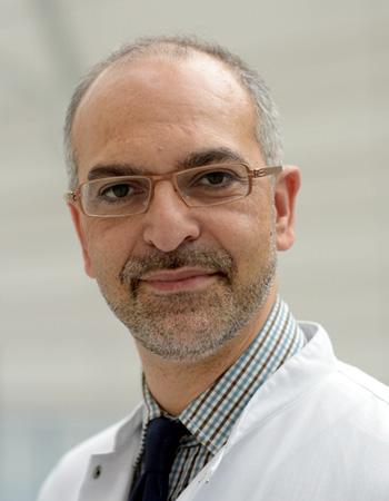 Prof. Dr. med. Dr. Jalid Sehouli
